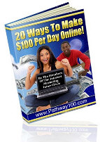 20 ways to make $100 every day online