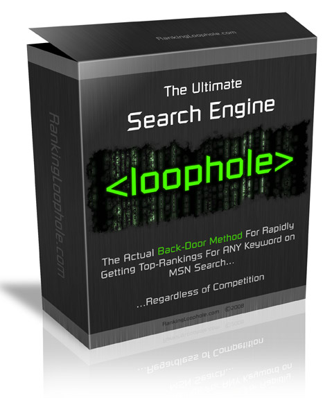 Search Engine Loophole
